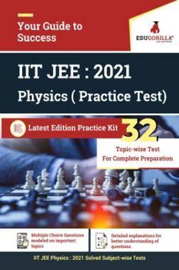 EduGorilla IIT JEE Physics | Practice Kit Of 32 Full-Length Mock Test