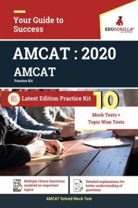 EduGorilla Practice Kit For AMCAT General Aptitude For Campus Recruitment 2020