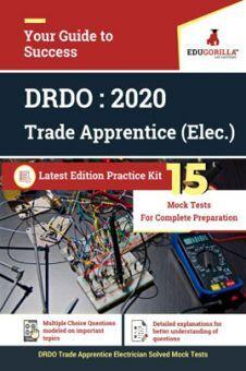 EduGorilla DRDO Trade Apprentice (Electrician) - 2020 - 15 Topicwise Tests
