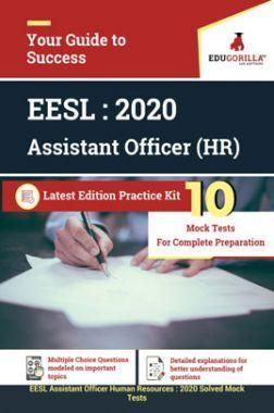 EduGorilla EESL General Assistant / Finance Officer - 2020 - 10 Mock Test