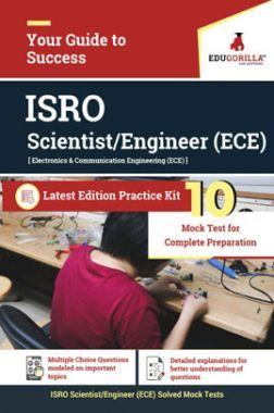 Edugorilla ISRO ECE (Electronics & Communication ) Scientist/Engineer  | 10 Mock Test