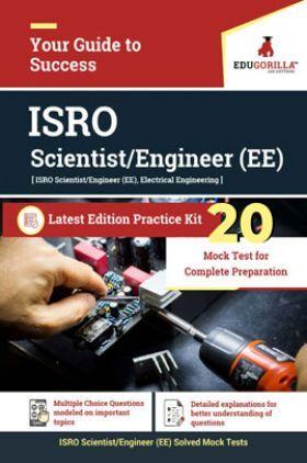 Edugorilla ISRO EE (Electrical Engineering) Scientist/Engineer   20 Mock Test