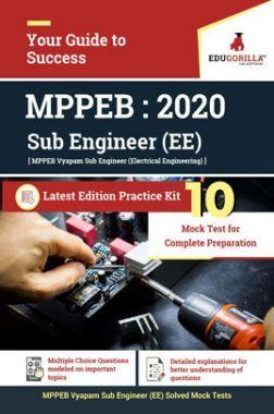 Edugorilla MPPEB Vyapam Sub Engineer (Electrical Engineering) 2020 | 10 Mock Test