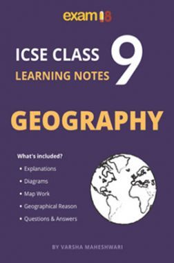 Exam18 ICSE Class 9 Geography Learning Notes