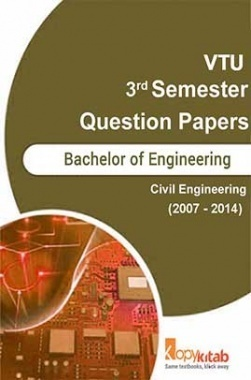 VTU QUESTION PAPERS 3rd Semester Civil 2007-2014