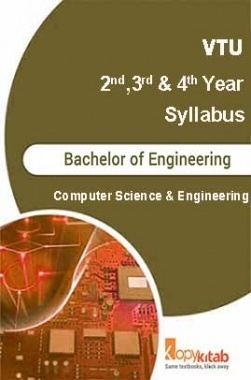 Computer Science Engineering Syllabus 2nd 3rd and 4th Year