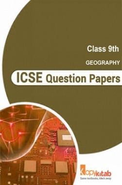 ICSE Question Papers For Class 9 Geography