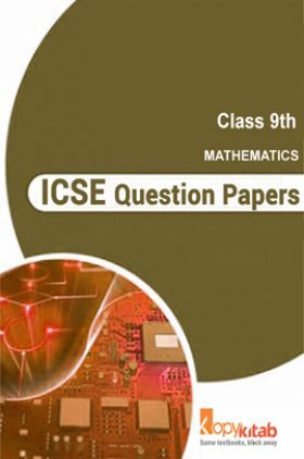 ICSE Question Papers For Class 9 Mathematics