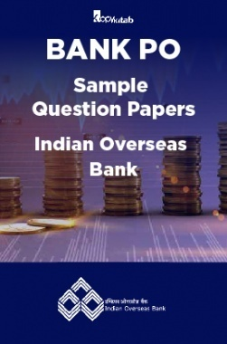 BANK PO Sample Question Papers For Indian Overseas Bank