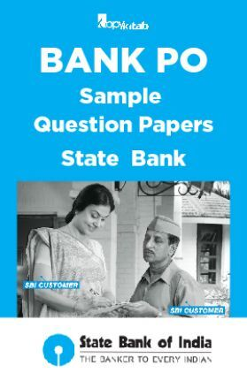 BANK PO Sample Question Papers For State Bank
