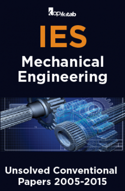 IES Unsolved Conventional Papers For Mechanical  Engineering  2005-2015