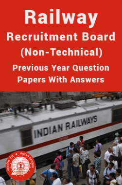 Railway Recruitment Board (Non-Technical) Previous Year Question Papers With Answers