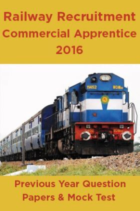 Railway Recruitment Board Commercial Apprentice 2016 Previous Year Question Papers And Mock Test