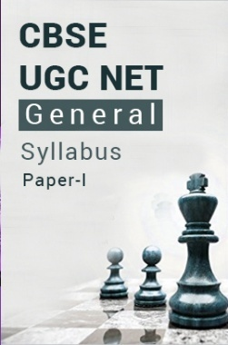 CBSE UGC NET General Paper-I Syllabus