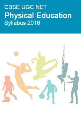 CBSE UGC NET Physical Education Syllabus 2016