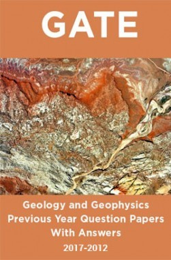 GATE Geology and Geophysics Previous Year Question Papers With Answers (2017-2012)