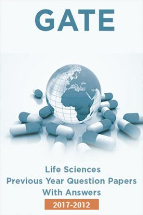 GATE Life Sciences Previous Year Question Papers With Answers (2017-2012)