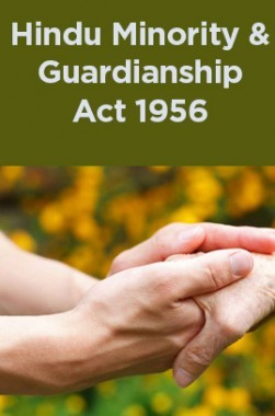 Hindu Minority and Guardianship Act 1956
