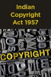 Indian Copyright Act 1957