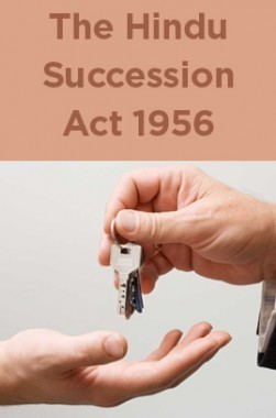 The Hindu Succession Act 1956