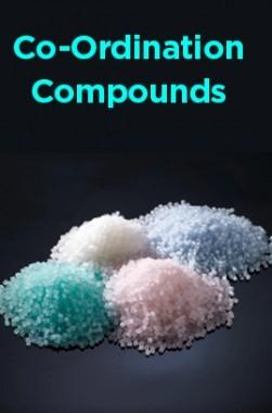 Co-Ordination Compounds