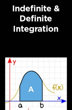 Indefinite and Definite Integration