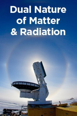 Dual Nature of Matter and Radiation