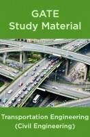 GATE Study Material Transportation Engineering (Civil Engineering)