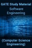 GATE Study Material Software Engineering (Computer Science Engineering)