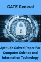 GATE General Aptitude Solved Paper For Computer Science and Information Technology