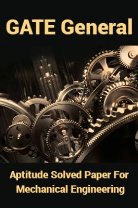 GATE General Aptitude Solved Paper For Mechanical Engineering