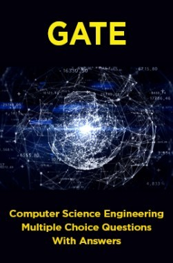 Download GATE Computer Science Engineering Multiple Choice Questions With  Answers by Panel Of Experts PDF Online
