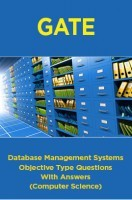 GATE Database Management Systems Objective Type Questions With Answers (Computer Science)