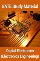 GATE Study Material Digital Electronics (Electronics Engineering)