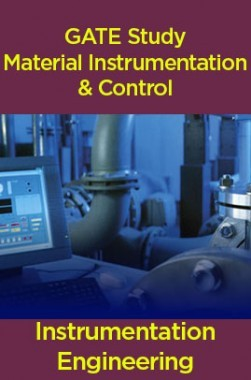 GATE Study Material Instrumentation And Control (Instrumentation Engineering)