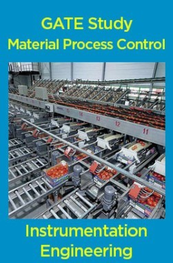 GATE Study Material Process Control (Instrumentation Engineering)