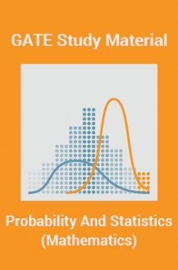 Download GATE Study Material Probability And Statistics (Mathematics) by  Panel Of Experts PDF Online