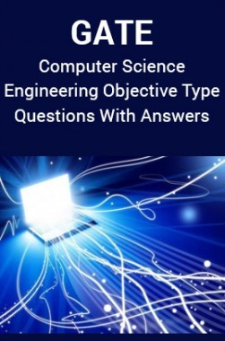 GATE Computer Science Engineering Objective Type Questions With Answers