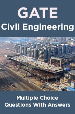 GATECivil Engineering MultipleChoice Questions With Answers
