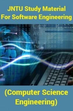 JNTU Study Material ForSoftware Engineering (Computer Science Engineering)
