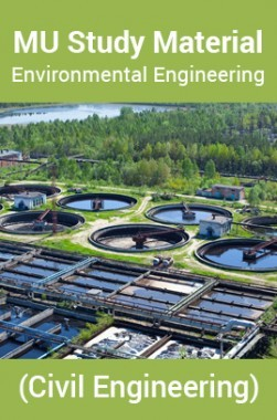 MUStudyMaterialFor Environmental Engineering(CivilEngineering)