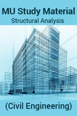 MUStudyMaterialFor Structural Analysis(CivilEngineering)