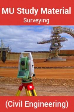MUStudyMaterialFor Surveying(CivilEngineering)