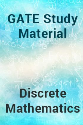 GATE Study Material For Discrete Mathematics