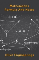 Download Mathematics Formula And Notes (Civil Engineering) by Panel Of  Experts PDF Online