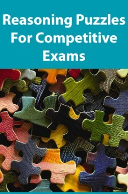 Reasoning Puzzles For Competitive Exams