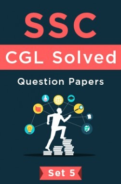 SSC CGL Solved Question Papers Set 5