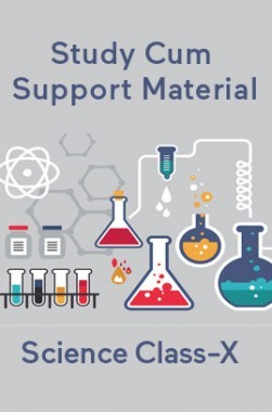 Science For Class-X Study Cum Support Material