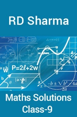 RD Sharma Maths Solutions For Class-IX