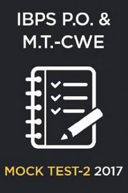 IBPS P.O.& M.T.CWE 2017 MOCK TEST-2